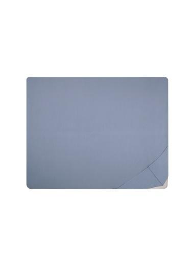 Hibboux 100x200x38 Milou Jersey Lastikli Çarşaf - Gray Gri